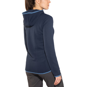 Jack Wolfskin Modesto Hooded Jacket Women midnight blue